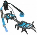 Climbing Technology - Hyper Spike Crampon Mono Point - Steigeisen schwarz/blau