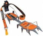 Climbing Technology - Nuptse Evo Automatic - Steigeisen grau