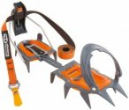 Climbing Technology - Nuptse Evo Semiautomatic - Steigeisen grau