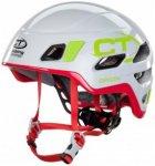 Climbing Technology - Orion Helmet - Kletterhelm Gr 50-56 cm grau/rot