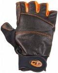 Climbing Technology - Progrip Ferrata - Handschuhe Gr S schwarz/braun