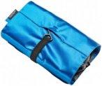 Cocoon - Hanging Toiletry Kit Minimalist with Silk Gr 24 x 17 x 1 cm blau
