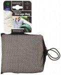 Cocoon - Schlafsack-Aufbewahrungsbeutel Baumwolle Gr 85 / 35 cm beige