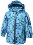 Color Kids - Kid's Estelle Mini Jacket - Regenjacke Gr 80 blau/grau/türkis