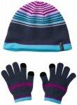 Columbia - Kid's Hat and Glove Set - Mütze Gr One Size schwarz/blau