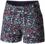 Columbia - Kid's Silver Ridge Printed Short - Shorts Gr M;S;XL blau/schwarz
