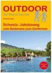 Conrad Stein Verlag - Jakobsweg vom Bodensee zum Genfer See 10. Auflage 2018