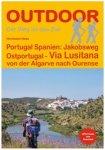 Conrad Stein Verlag - Portugal Span.: Jakobsweg Ostport. 2. Auflage 2017