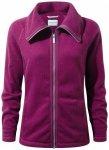 Craghoppers - Women's Callins Jacket - Fleecejacke Gr 14 lila/rosa