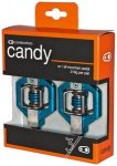 Crankbrothers - Candy 3 HT - Pedale schwarz