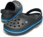 Crocs - Crocband - Sandalen Gr M7 / W9 blau