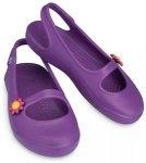 Crocs - Gabby - Sandalen Gr 21 lila