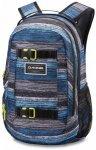 Dakine - Kid's Mission Mini 18L - Daypack Gr 18 l;One Size schwarz/blau;schwarz;