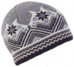 Dale of Norway - Glittertind Hat - Mütze Gr L grau/schwarz