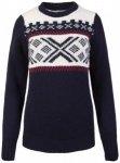 Dale of Norway - Women's Skigard Sweater - Merinopullover Gr L;M schwarz/grau