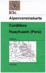 DAV - Cordillera Huayhuash 0/3c