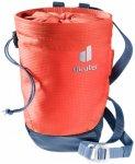 Deuter - Gravity Chalk Bag II - Chalkbag Gr M - 19 x 13 x 11 cm gelb/orange