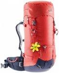 Deuter - Women's Guide 42+ SL - Tourenrucksack Gr 42 l - + 8 l rot/beige