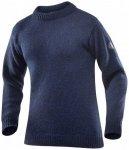 Devold - Nansen Sweater - Merinopullover Gr S blau/schwarz