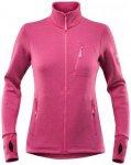 Devold - Thermo Woman Jacket - Wolljacke Gr L;M;S;XL;XS lila/rosa;rosa/lila;schw