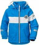 Didriksons - Kalix Kids Jacket - Hardshelljacke Gr 100 blau