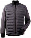 Didriksons - Torgny Jacket - Kunstfaserjacke Gr S schwarz/grau