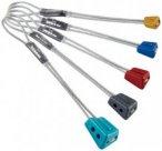 DMM - Offset Nuts - Klemmkeile Gr SET 7-11 multicolour