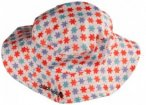 Ducksday - Kid's Matching Hat - Hut Gr M grau/beige/rot