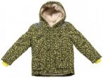 Ducksday - Kid's Parka - Winterjacke Gr 8 Years oliv/beige