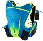 Dynafit - Enduro 12 - Trailrunningrucksack Gr 12 l - M/L blau/schwarz/grün