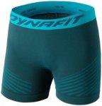 Dynafit - Women's Speed Dryarn Shorts Gr 34;36 türkis/schwarz