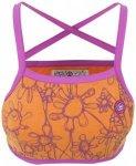 E9 - Women's Tip - Top Gr L;M rosa/gelb;rosa/orange