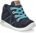 Ecco - Kid's First Sneaker - Sneaker Gr 19 schwarz/grau