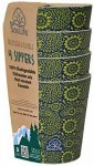 EcoSouLife - 4 Sippers 4 Pack - Schüsselset paisley