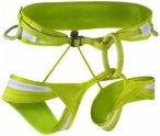 Edelrid - Ace - Klettergurt Gr L - L-Hüfte/L-Bein grün/gelb