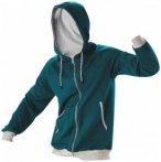 Edelrid - Kamikaze Jacket - Hoodie Gr XS schwarz/grau/blau