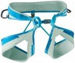 Edelrid - Loopo II - Klettergurt Gr L grau/türkis/blau