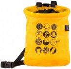 Edelrid - Rocket Twist - Chalkbag Gr One Size amber