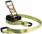 Elephant Slacklines - Addict Flash'line 25m Set - Slackline Gr 25 m neon