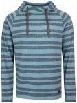 Elkline - Mussja - Fleecepullover Gr L grau/blau