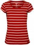 Elkline - Women's Anna - T-Shirt Gr 34;44 orange/weiß