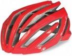 Endura - Airshell Helmet - Radhelm Gr S/M rot