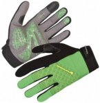 Endura - Hummvee Plus Glove - Handschuhe Gr L;M;S schwarz/rot/grau