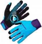 Endura - MT500 D3O - Handschuhe Gr Unisex L;M;S;XL;XS;XXL schwarz;schwarz/türki