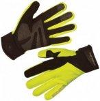 Endura - Strike II Handschuh - Handschuhe Gr Unisex XS schwarz/gelb/braun