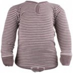 Engel - Kid's Body L/S - Merinounterwäsche Gr 98 / 104 grau