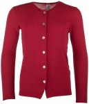 Engel - Kinder Cardigan - Wolljacke Gr 164 rot