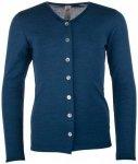 Engel - Kinder Cardigan - Wolljacke Gr 176 blau