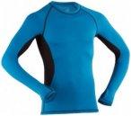Engel Sports - Shirt L/S Slim Fit - Longsleeve Gr M blau