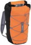 Exped - Cloudburst 25 - Packsack Gr 25 l orange/schwarz
